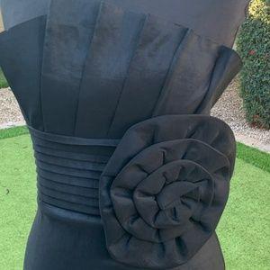 Romeo & Juliet Couture Black Dress